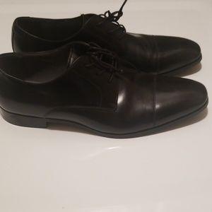 Aldo Men's Black Dress Shoes